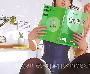 illusion Oculus Touch 3 Sensor Virtual Reality Gf school swimsuit & stockings play