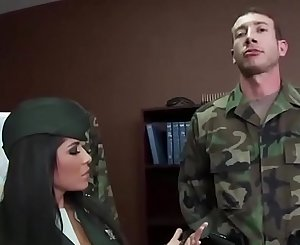 Big TITS in uniform - (Jenaveve Jolie, Jordan Ash) - General Juggz - Brazzers