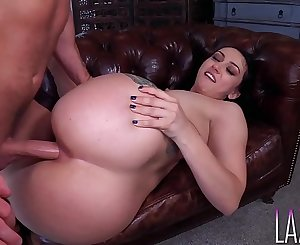 Anal Delinquent 2: Butt Slut for Daddy Mandy Muse -Laz Fyre
