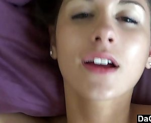 Teenager Eager To Make Her Own Sex Gauze