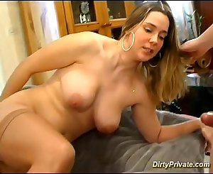 Teen in long anal drilling